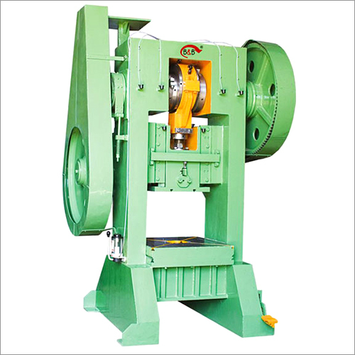 Pillar Type H-Frame Power Press