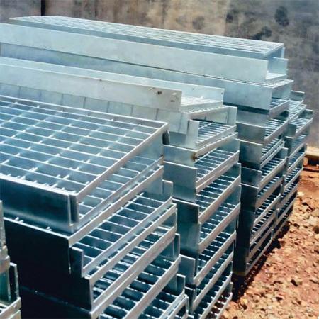 Metal Gratings Manufacturer, Metal Gratings Supplier, Exporter, India