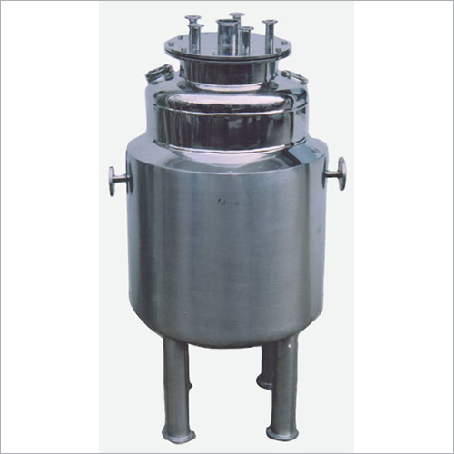 Jacketed Storage Tank