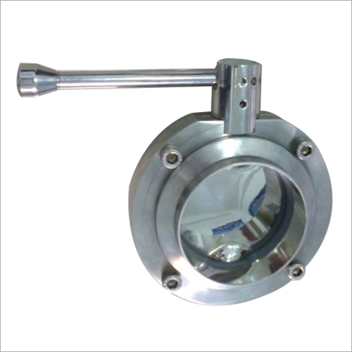 Butterfly Valve (With Handle)