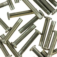 Round Head Aluminium Rivet