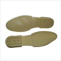 Ladies Canvas Shoe Sole