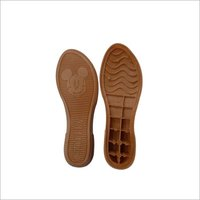 Ladies Casual PVC Slipper Sole