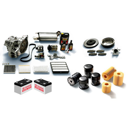 Toyota Forklift Spare Parts