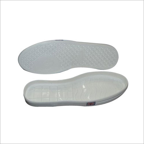 Mens Sneaker PVC Shoe Sole