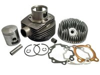 Vespa Cylinder Piston Head kit 3 Port 150 cc For PX 150 P150X T5 LML