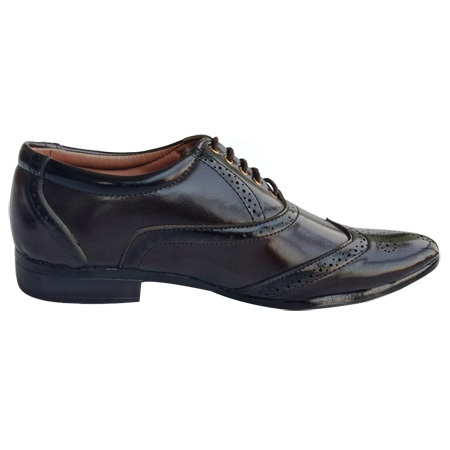 Mens Synthetic Leather Shoes