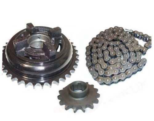 New Diamond Legend O Ring Chain & Sprocket Kit for Royal Enfield 597275