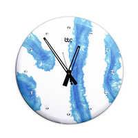 Colored Analog Clock