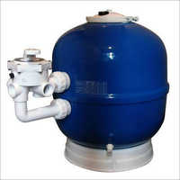 Top Mounted Sand Filter