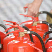Ship Fire Extinguishers