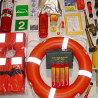 Ship Life Guard Equipment