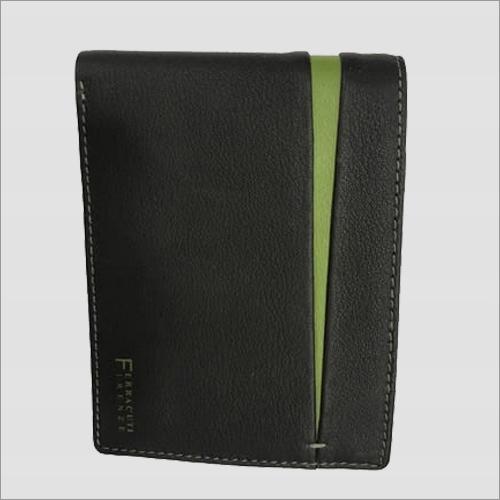 Leather Men's Cash Wallet