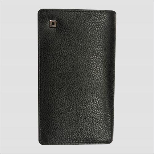 Leather Waiters Wallet