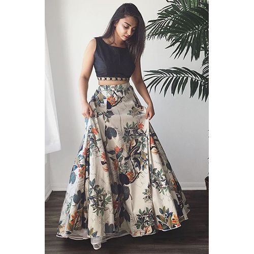 Ladies Digital Printed Lehenga Choli
