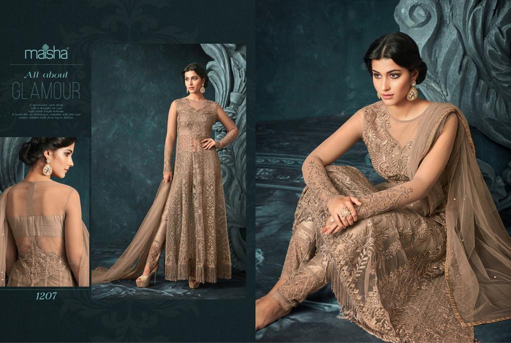 Fancy Bollywood Suits