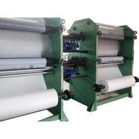 PLASTIC SHADE NET MACHINE