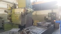 Butler  Hnc 29/5 Cnc Bed Mill Elgamill Machine For Sale