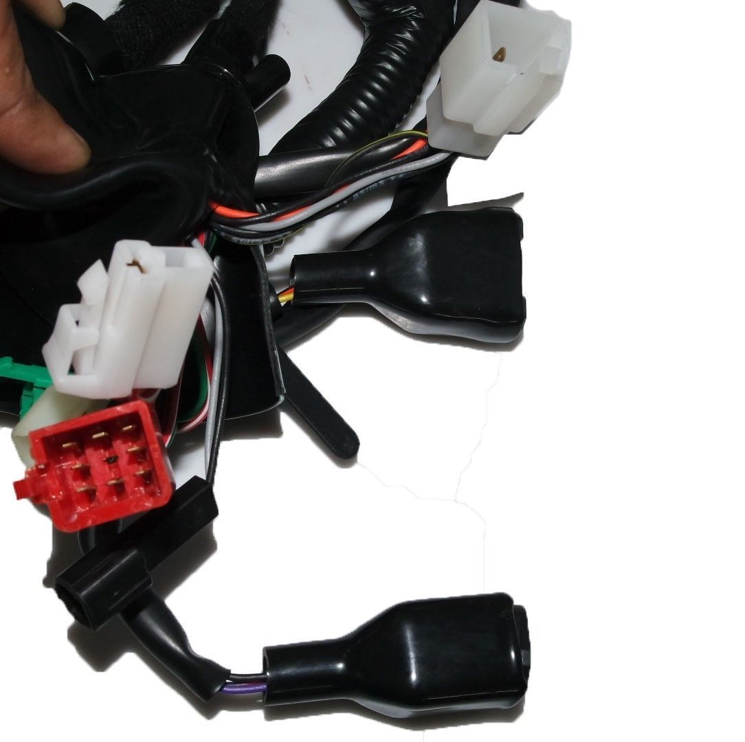 New Royal Enfield Wiring Harness Clic 500cc EFI Electric Start ... on body harness manufacturers, truck tool box manufacturers, safety harness manufacturers, glass manufacturers, trailer manufacturers,