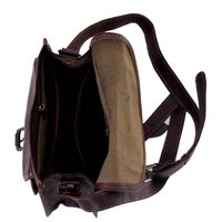 Pure Leather Dark Sling Bags