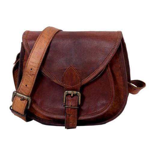 Goat Leather Sling Bag