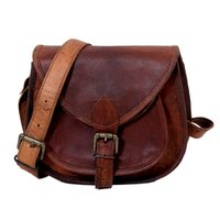 Goat Leather Sling Bag