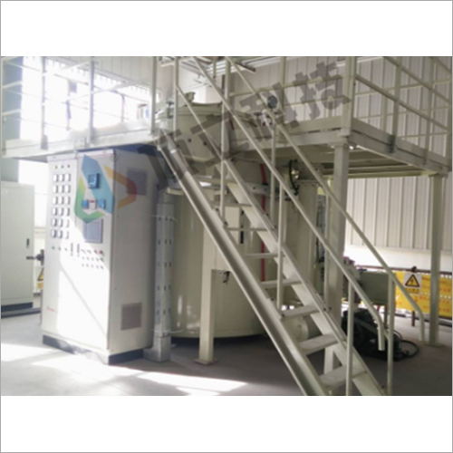 Vertical Vacuum Carbonization Furnace