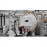 Horizontal Vacuum Pyrolysis Furnace