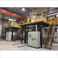 Vertical Vacuum Graphitization Furnace