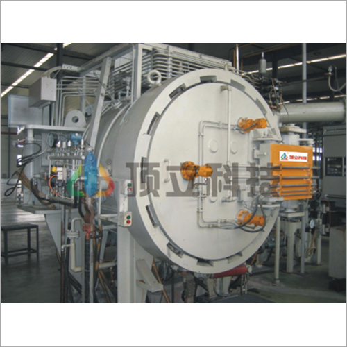 Gas Pressure Sintering Furnace
