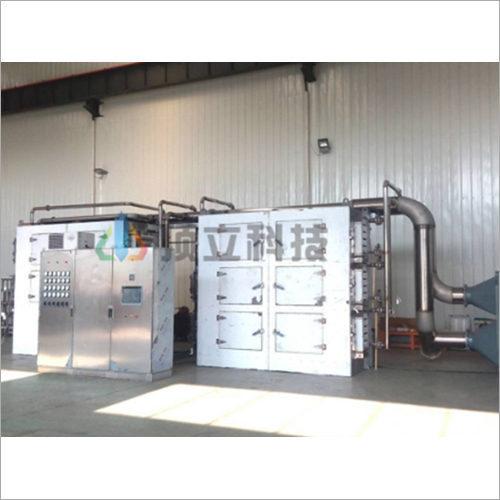 Continuous Pre-oxidation Furnace
