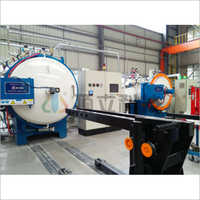 Horizontal Single Chamber Vacuum High Pressure Gas Quenching Furnace