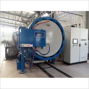 HIP and Gas Quench Furnace