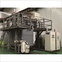 Vertical Vacuum Water Quenching Furnace