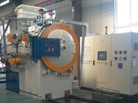 Horizontal Vacuum Water Quenching Furnace