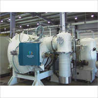 Horizontal Single Chamber Vacuum Annealing Furnace