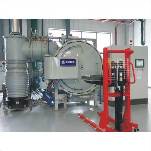 High Vacuum Tempering Furnace