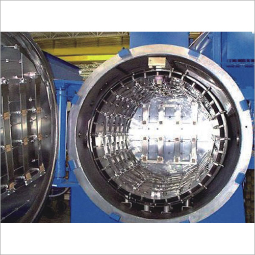 Horizontal High Vacuum Brazing Furnace