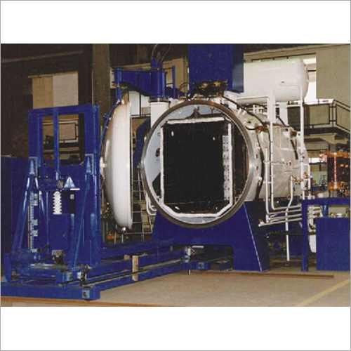High Vacuum Aluminum Brazing Furnace