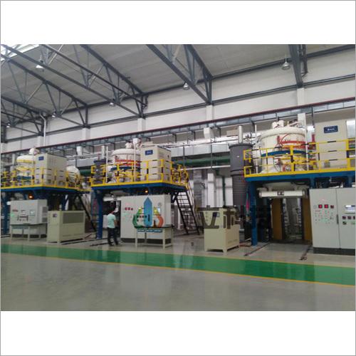 Intelligent Vacuum Heat Treatment Production Line