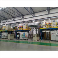 Intelligent Vacuum Heat Treatment Production Line
