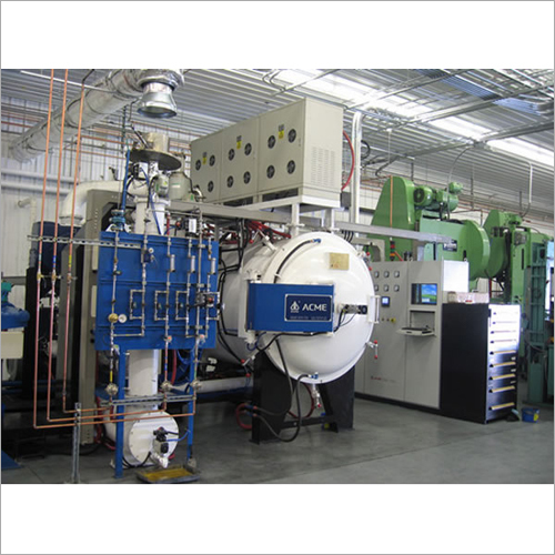 Vacuum Debinding and Sintering Furnace