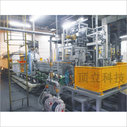 Automatic Carburizing Tube Furnace