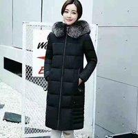 Ladies Black Winter Jacket