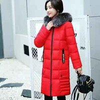 Ladies Red Winter Jacket