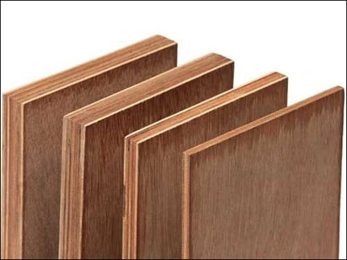 Hardwood BWR Grade Plywood