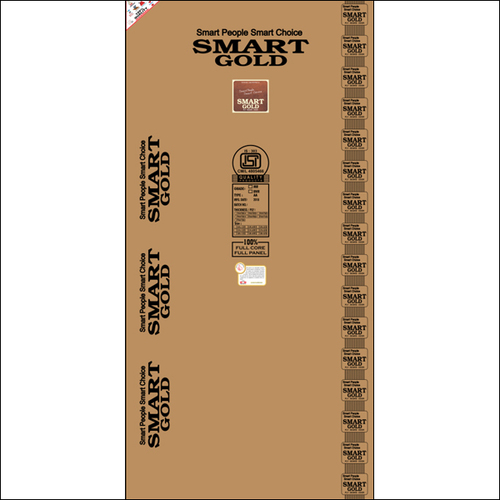 Smart Gold Plywood Board