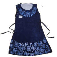 Girls Blue Frock