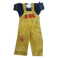 Boys Dungaree