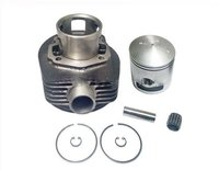Vespa Cylinder Piston Kit 5 Port 150 cc For PX150 LML Stella Models